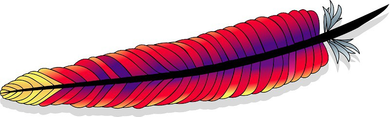 the apache feather