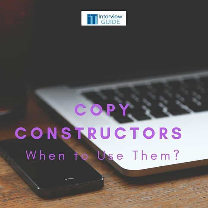 Copy Constructors in Java Script